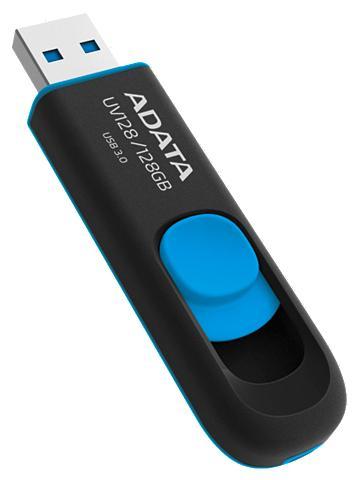 ADATA USB laikmena »USB 3.1 Lazda UV128 Blac...