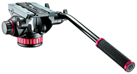 MANFROTTO Galvutė stovui »Pro Fluid Video Neiger...