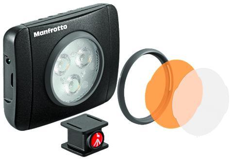 MANFROTTO Kameros apšvietimas »Lumie PLAY LED Li...