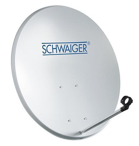 Schwaiger Sat-Spiegel Stahl Offset Antenne (75cm...