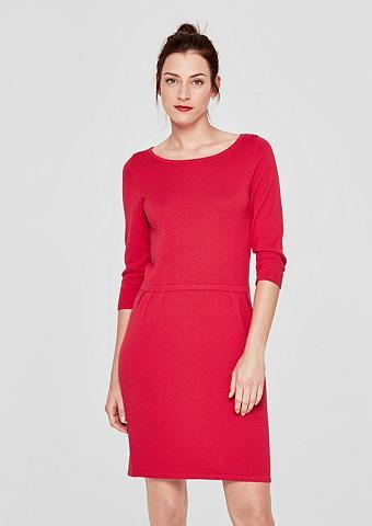 S.OLIVER RED LABEL Megzta suknelė su Nacken-Detail