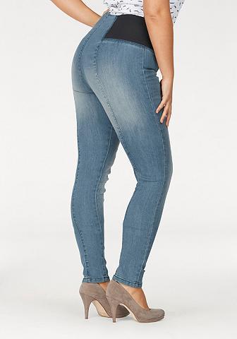 ARIZONA Siaurėjantys džinsai »Shaping«