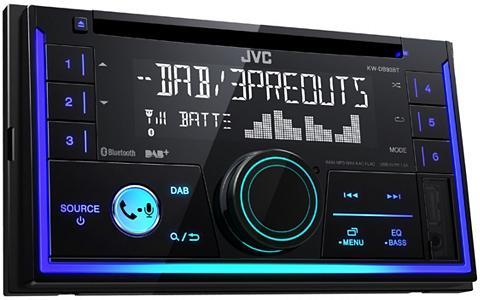 JVC 2-DIN Digital Media Imtuvas su DAB+ BL...