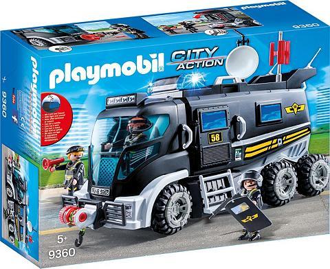 PLAYMOBIL ® SEK-Truck su lemputė ir garsas (9360...
