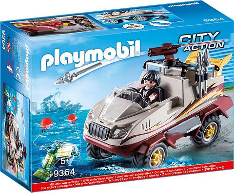 PLAYMOBIL ® Amphibienfahrzeug (9364) »City Actio...