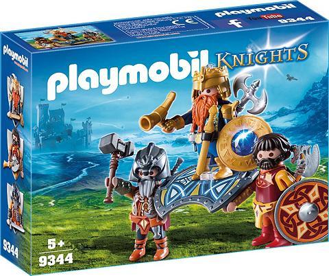 PLAYMOBIL ® Zwergenkönig (9344) »Knights«