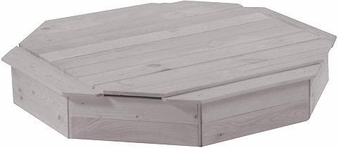 ROBA Smėlio dėžė achteckig su Dangtis B/T: ...