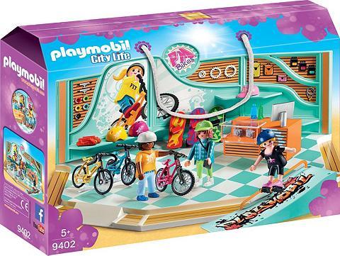 PLAYMOBIL ® dviratis & riedučiai Shop (9402) »Ci...