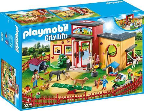 Playmobil ® Konstruktions-Spielset »Tierhotel Pf...