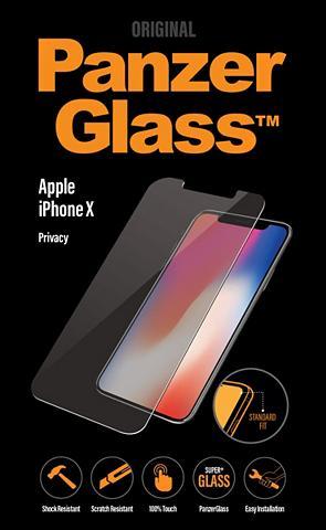 PANZERGLASS Stiklinė plėvelė »PRIVACY dėl i Phone ...