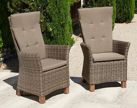 MERXX Poilsio kėdė »Toskana« (2 vnt. rinkiny...
