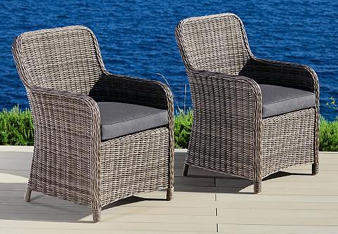 Poilsio kėdė »Korsika« (2 vnt. rinkiny...