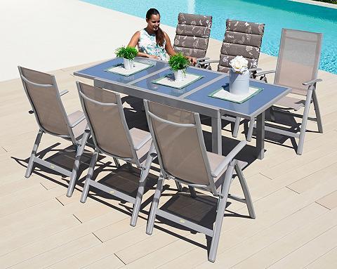 MERXX sodo baldų komplektas »Amalfi« 7...