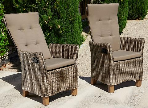 Poilsio kėdė »Toskana« (2 vnt. rinkiny...