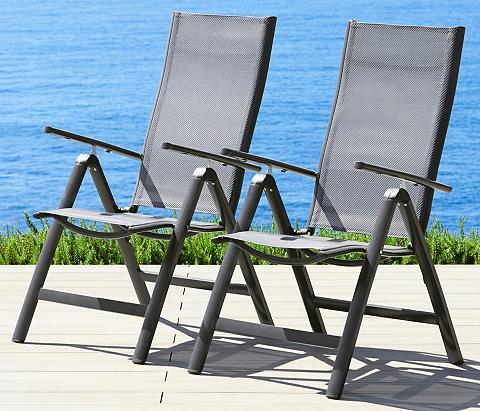 Poilsio kėdė »Amalfi« (2 vnt. rinkinys...