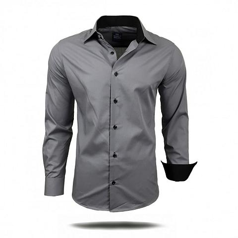 RUSTY NEAL Marškiniai ilgomis rankovėmis im ausge...