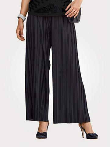 MONA Kelnės in Plissee-Qualität