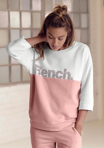 BENCH. Sportinio stiliaus megztinis im Color ...