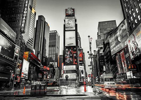 Alu Dibond »New York« 140/100 cm