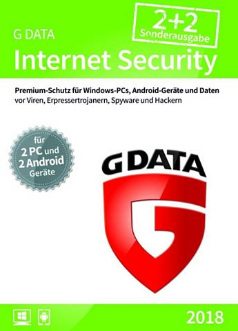 Software » Internet Security 2018 2+2 ...