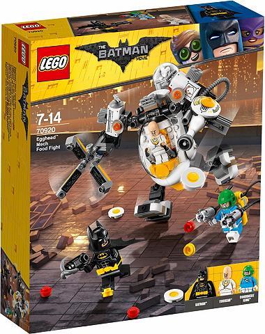 LEGO ® Egghead? bei der Roboter-Essenschlac...