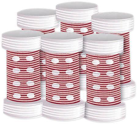 Keramik-Bürstenwickler-Set dėl švelnus...