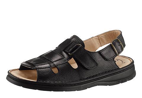 CLASSIC Sandalai su minkštas 5-Zonen-Fußbett
