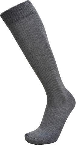 Kojinės iki kelių in anatomischer form...