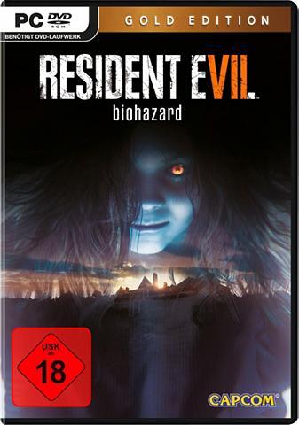 CAPCOM Resident Evil 7 biohazard Gold Edition...