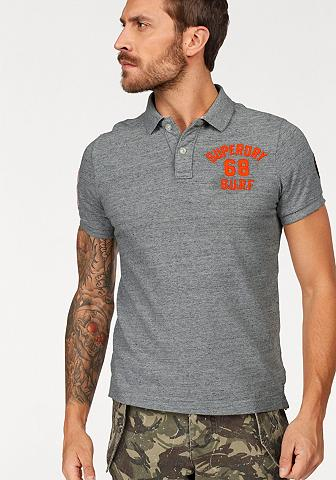 SUPERDRY Polo marškinėliai »CLASSIC S/S SUPERST...