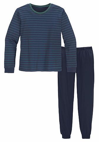 LE JOGGER Le Kelnės pižama ilgis