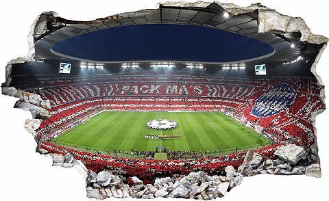 3D Sienos lipdukai »FCB Stadion Pack M...
