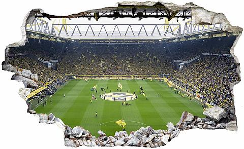 3D Sienos lipdukai »BVB Fan Choreo« in...