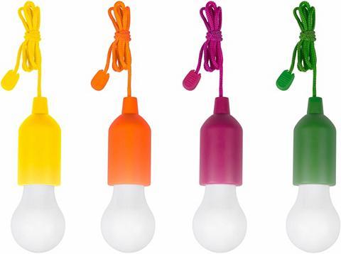 MEDIASHOP LED Gartenleuchte»HandyLUXcolors«