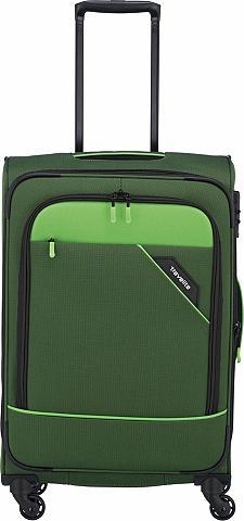 TRAVELITE Medžiaginis lagaminas ant ratukų su 4 ...