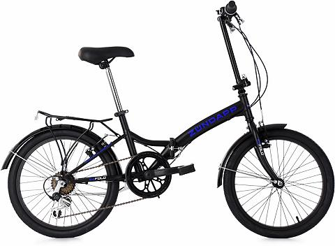 ZÜNDAPP Zündapp dviratis »EZFold« 6 Gang Shima...