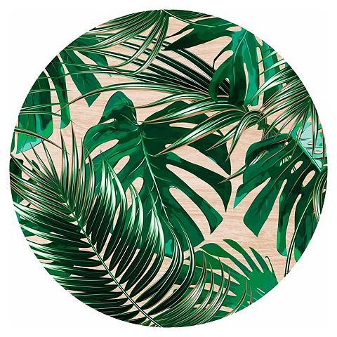 HOME AFFAIRE Paveikslas »Blätter in Grün« Blatt