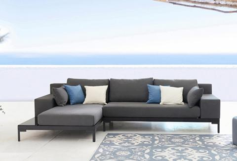 GMK COLLECTION GMK Home & Living Outdoor-Polsterecke ...