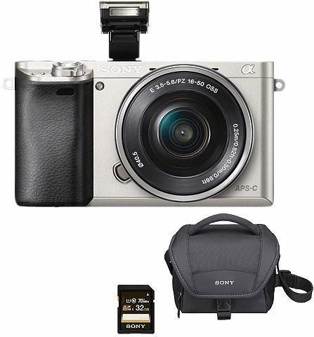 Sony »Alpha ILCE-6000L« Systemkamera (SEL-P...