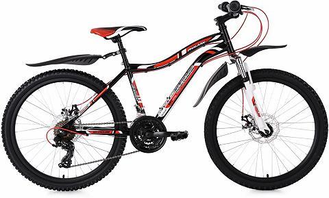 KS CYCLING Jaunimo dviratis »Phalanx« 21 Gang Shi...