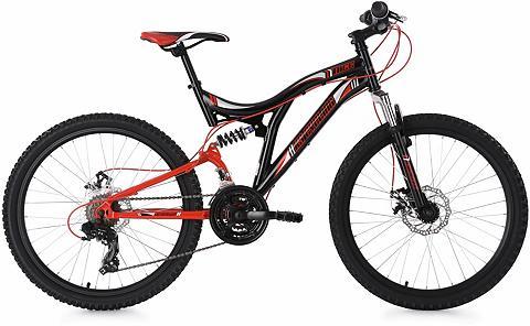 KS CYCLING Jaunimo dviratis »Nice« 21 Gang Shiman...