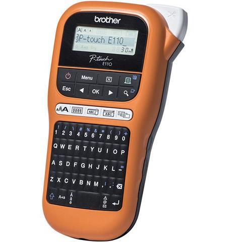 BROTHER Ženklinimo prietaisas »P-touch PT-E110...