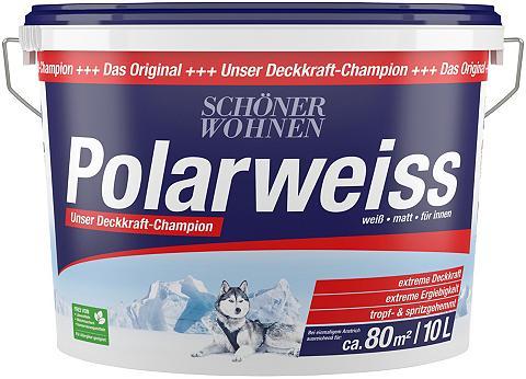 SCHÖNER WOHNEN-KOLLEKTION Gražus WOHNEN FARBE Dažai »Polarweiss«...