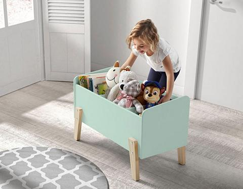 VIPACK FURNITURE Vipack Dėžė žaislams »Kiddy« MDF-Oberf...
