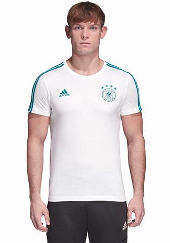 ADIDAS PERFORMANCE Marškinėliai »DFB 3 STRIPES TE«