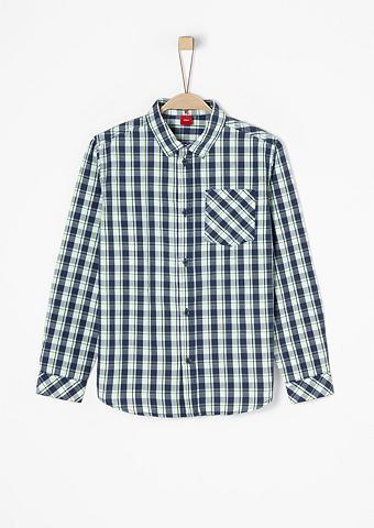 S.OLIVER RED LABEL JUNIOR Languoti marškiniai iš medvilnė dėl Ju...