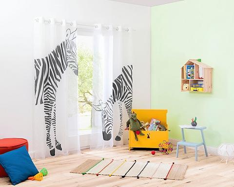 MY HOME Užuolaida »Zebra« Ösen 2 vienetai