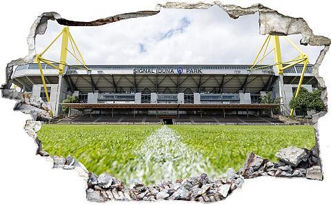 3D Sienos lipdukai »BVB Signal Iduna P...