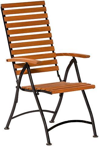 MERXX Sodo kėdė Eukalyptusholz klappbar kočė...