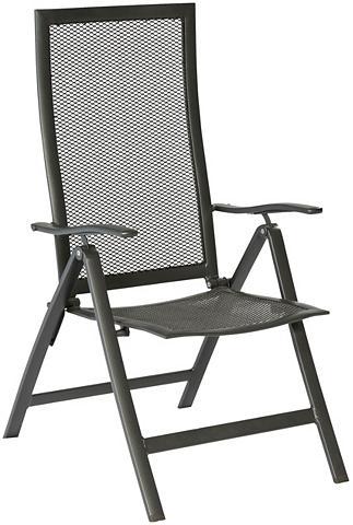 MERXX Sodo kėdė »Milos« Stahl klappbar kočėl...